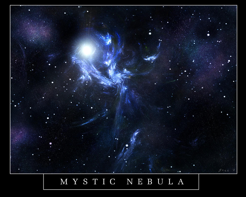 Mystic Nebula by Scully7491