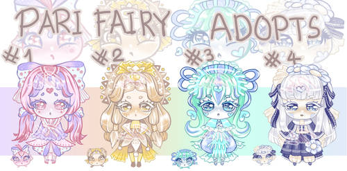 [OPEN] Adopt3 Set price $5 by AppleOR