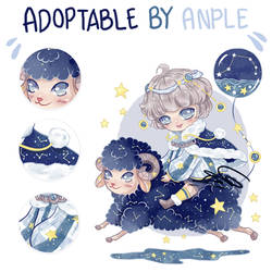 [CLOSED] Auction - Adopt 9 by AppleOR