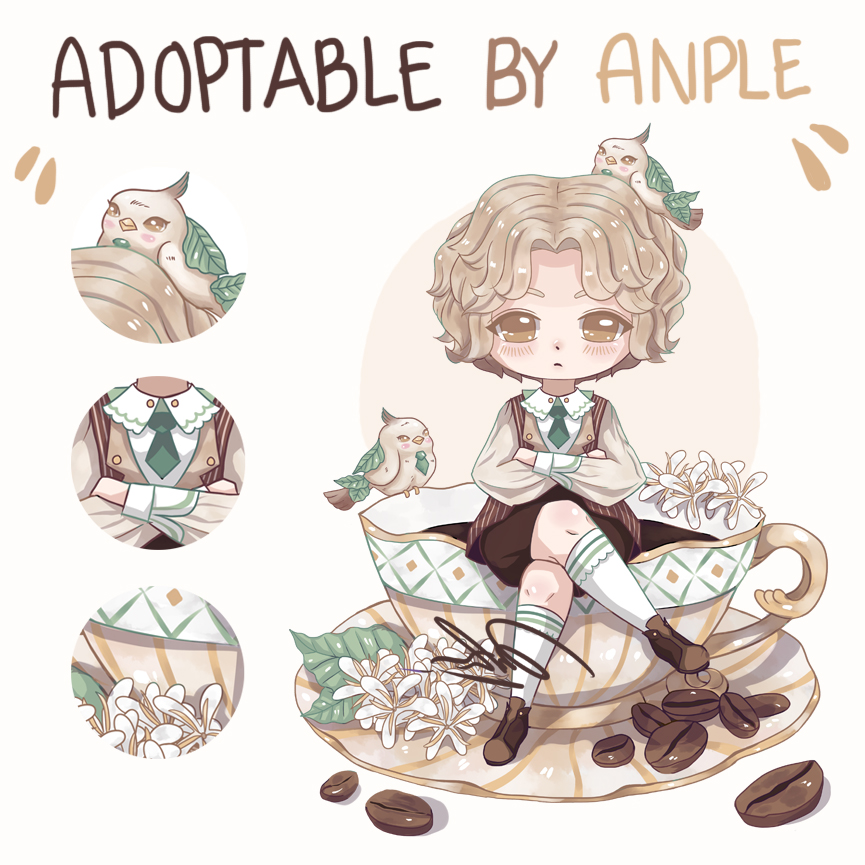 [CLOSED] Auction - Adopt 10 by AppleOR