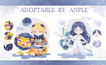 [CLOSED] Auction - Adopt by AppleOR