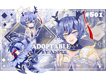[CLOSED] Auction - S01 by AnpleOR