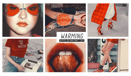 WARMING psd by gmfio