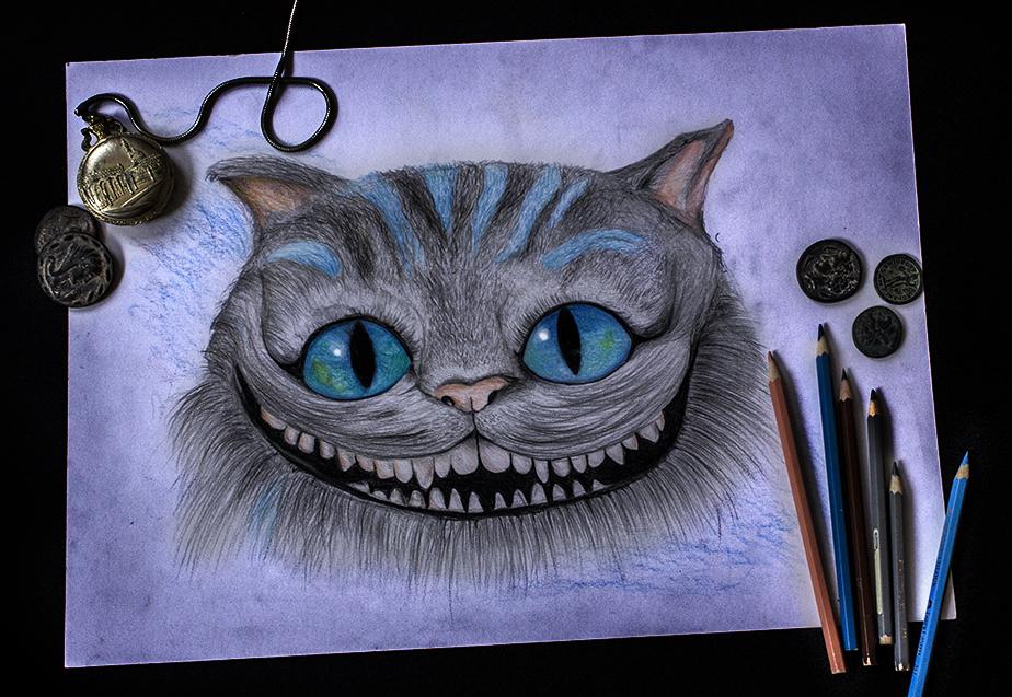 Cheshire Cat by MohamadKaaki