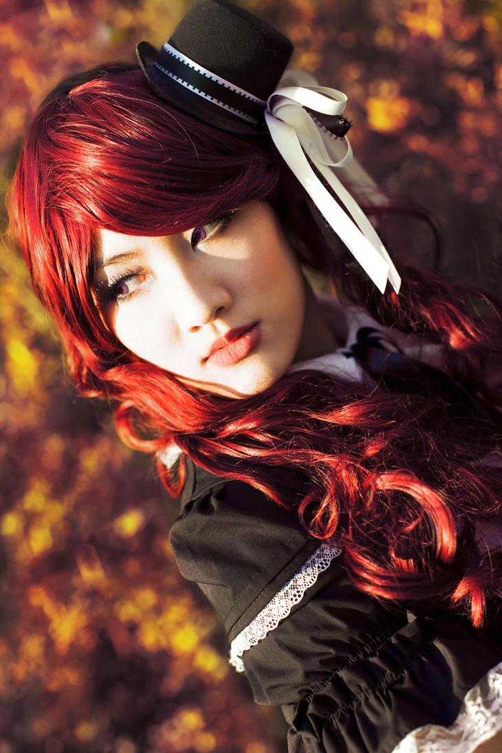 Lolita II - On Fire by Kendra-Paige