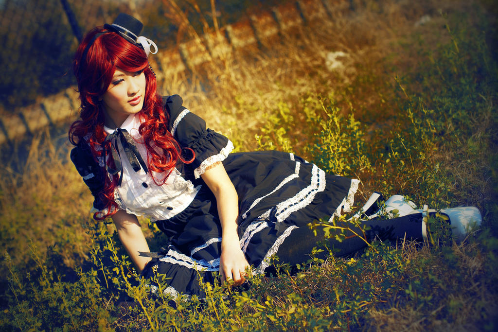 Lolita VI by Kendra-Paige
