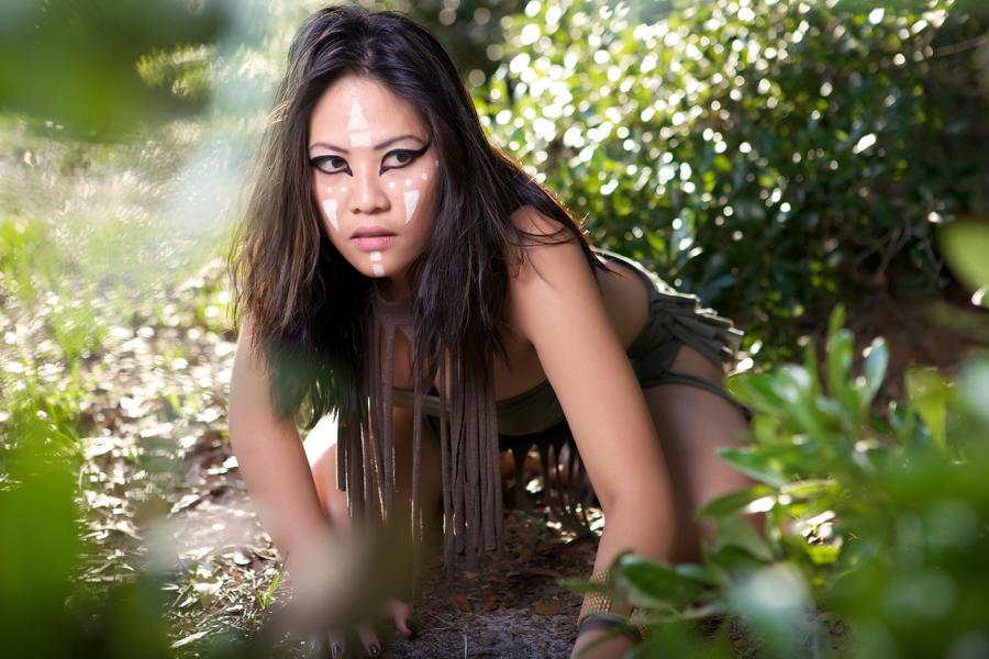 Tribal - Aemee I by Kendra-Paige