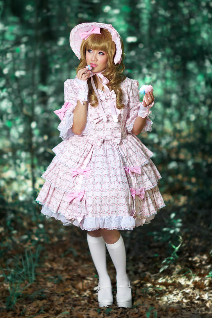 Sweet Lolita II by Kendra-Paige