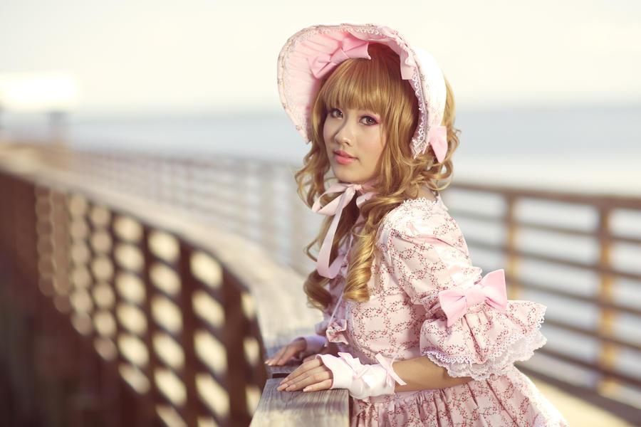Sweet Lolita III by Kendra-Paige