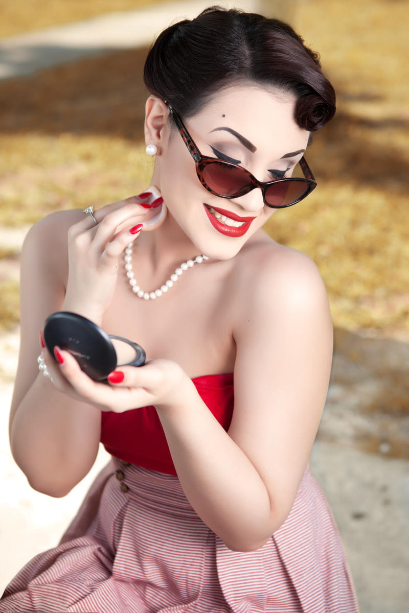 Vintage Glamour by Kendra-Paige