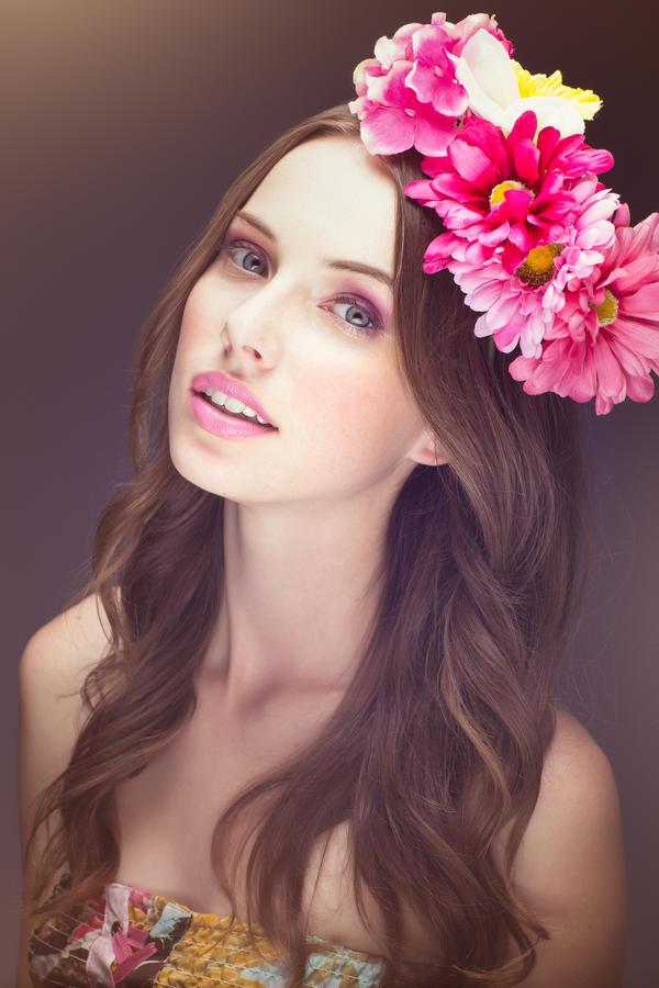 Springtime I by Kendra-Paige