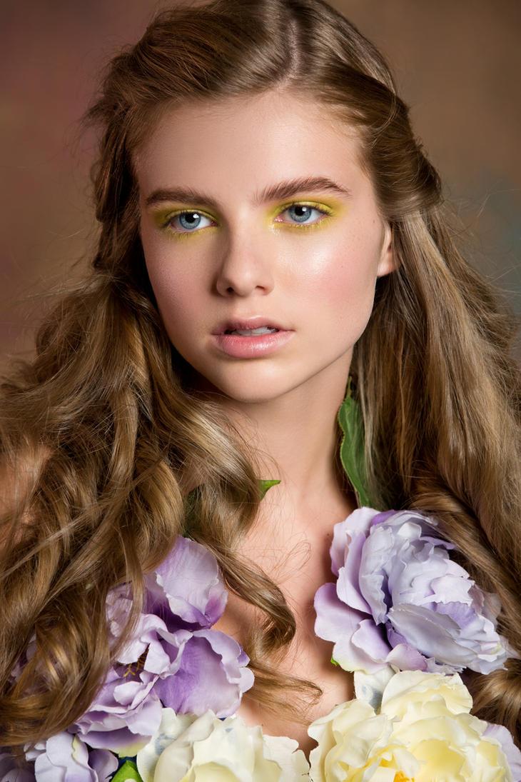 In Bloom II by Kendra-Paige