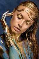 Birth of Venus III by Kendra-Paige