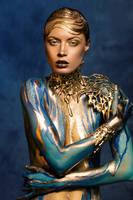 Birth of Venus IV by Kendra-Paige