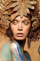 Birth of Venus VI by Kendra-Paige
