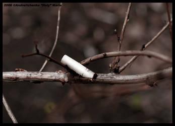Wanna smoke? by MT-Holy