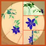 flower art of Shuka 2014.nov by duf20