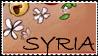 Syria stamp by SamiShahin-Art