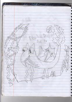 Cringy Art#2: Electric Dragon Adult