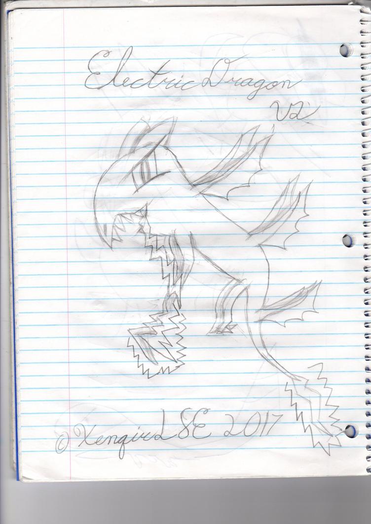 Electric Dragon v2 by NeonDecrypter