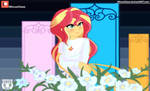 Sunset Shimmer Candy