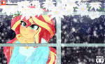 Sunset Shimmer Candy 2