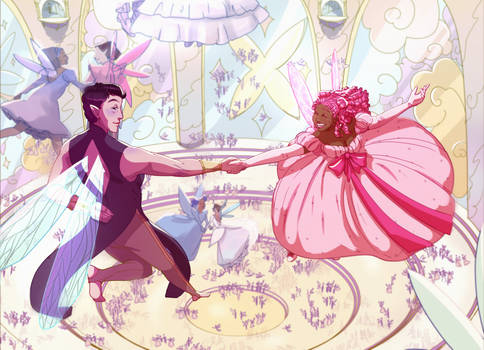 OCP21 Theme 1: Fairy Prom