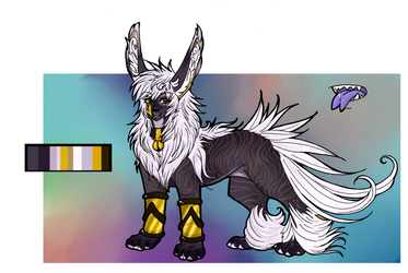 . Sphinx SALE [CLOSED]. by Gii-Adoptables