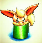 Cup of Flareon