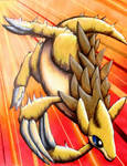 Sandslash by Cubone4000