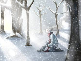 Winter by Cubone4000