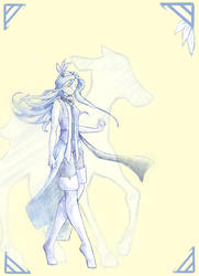 Blue by Cubone4000