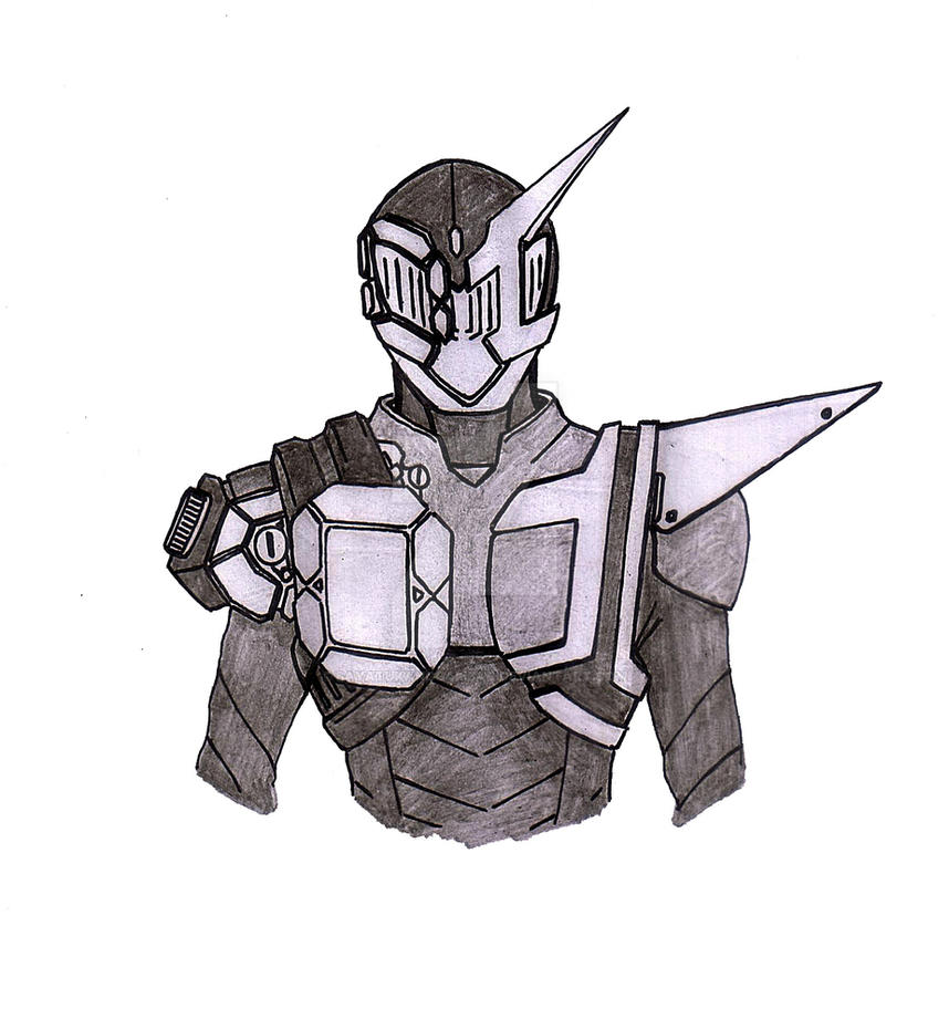 KAMEN RIDER ZERO ONE (01) : MY VERSION by SayaTukangGambar ...
