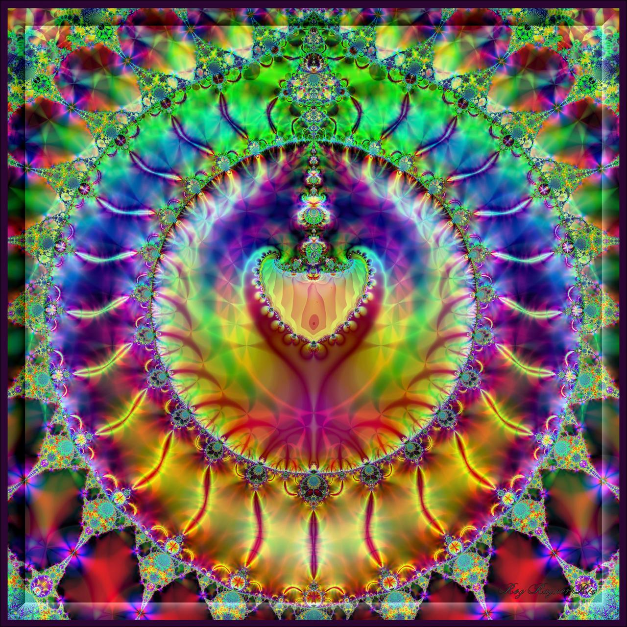 Sacred 'art by Rozrr