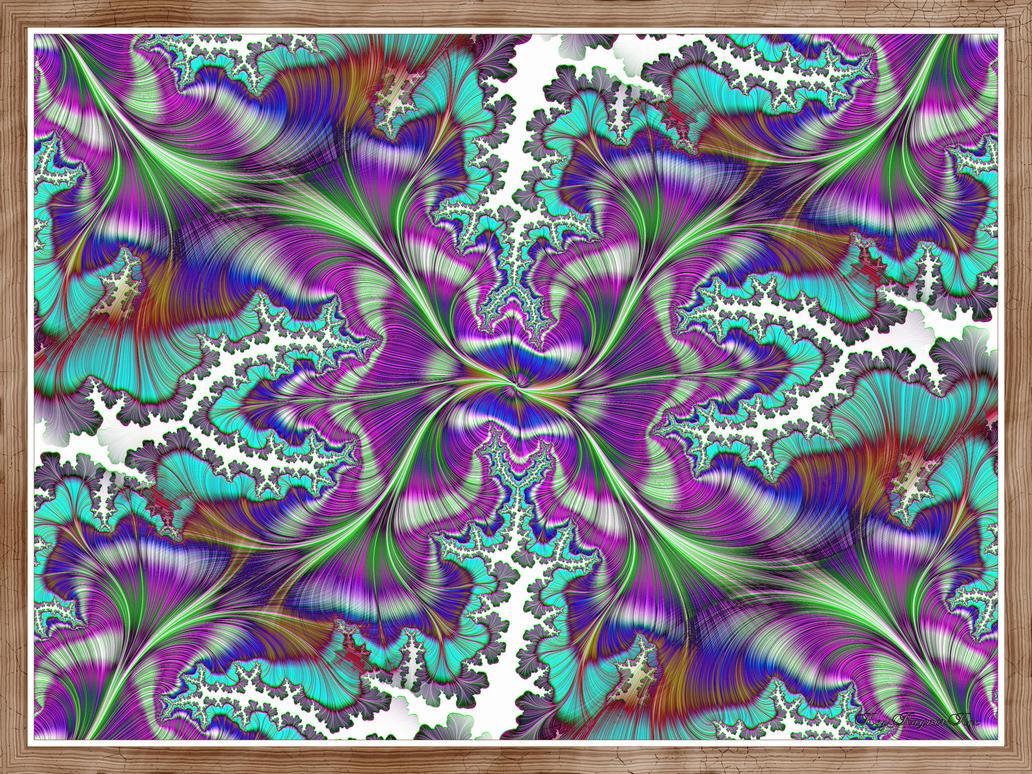 Alien Organic Matter by Rozrr