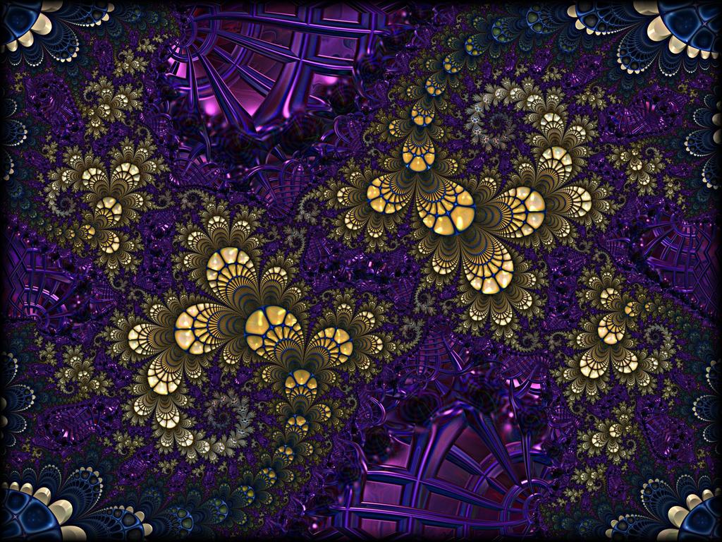 Arrival Spirals by Rozrr
