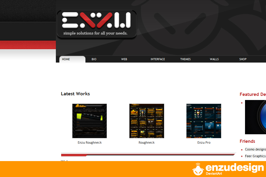 Enzudesign v9 by EnzuDes1gn