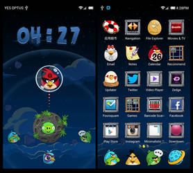 Angry Birds Space by EnzuDes1gn