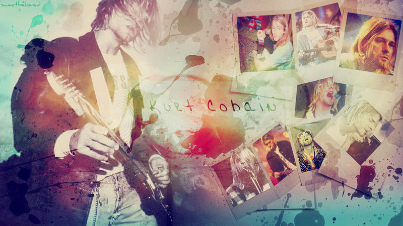Kurt Cobain Wallpaper By Sweetbeloved