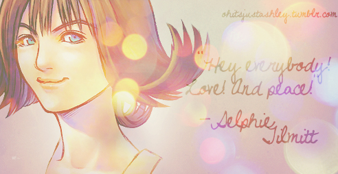 Selphie Graphic by sweetbeloved