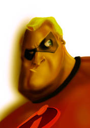 Mr. Incredible by SAV83