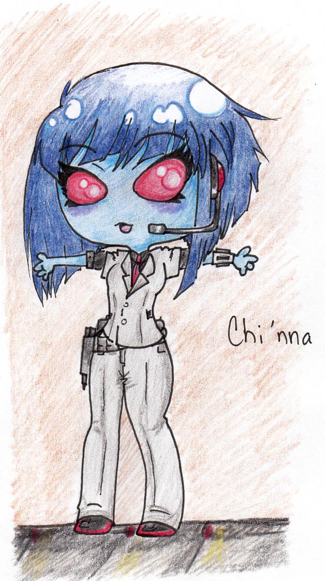 Chi'nna Modern by TheSuperLemur