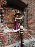 Caitlyn - The Sheriff of Piltover. (LoL)