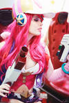 Arcade Miss Fortune Cosplay  - League of Legends