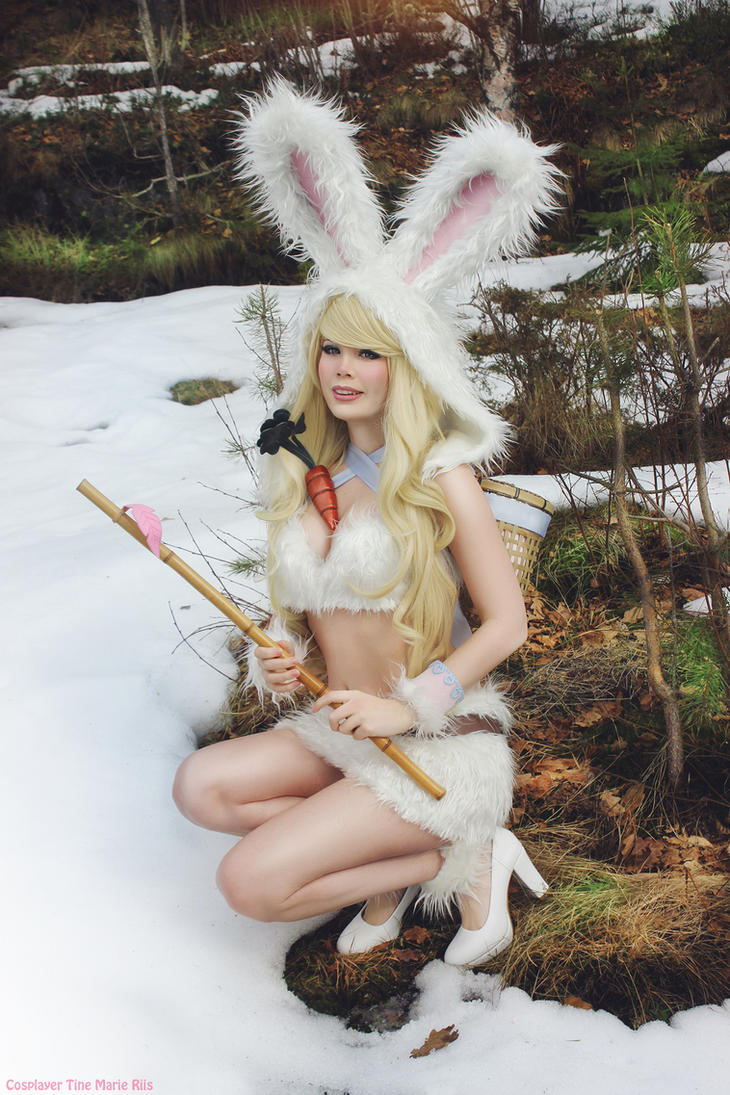 Cottontail Teemo Cosplay - League of Legends by ...