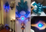 Rylai / Crystal Maiden's Staff. by TineMarieRiis