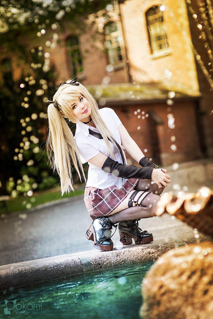Marie Rose Cosplay from Dead or Alive! by TineMarieRiis