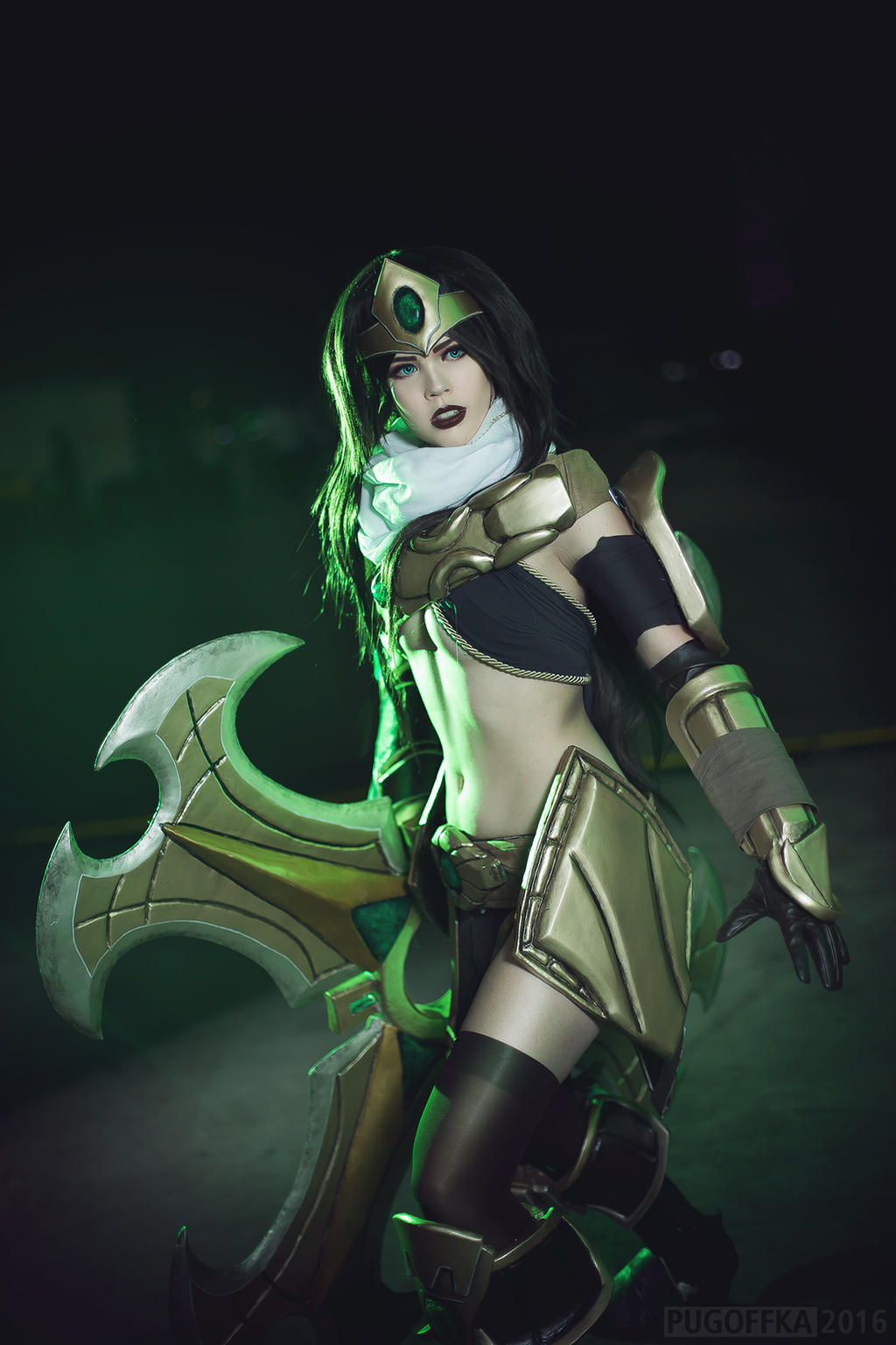 Sivir  Cosplay from League of Legends! by TineMarieRiis