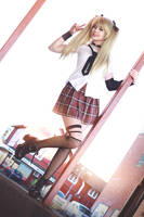 Yay! I won! - Marie Rose Cosplay from DoA. by TineMarieRiis