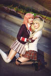 Dead or Alive - Honoka and Marie Rose Cosplay